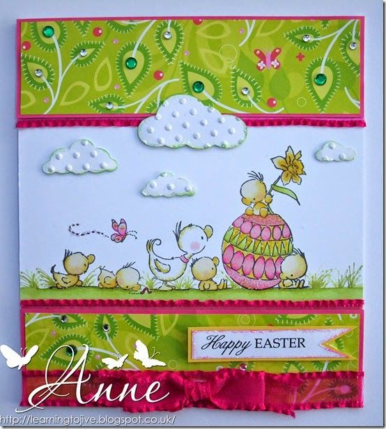 LOTV - Easter Sweeties by DT Anne