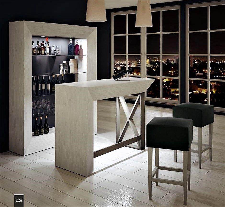 Mueble barra bar moderno alta calidad 15-B15  Bar en casa, Barra