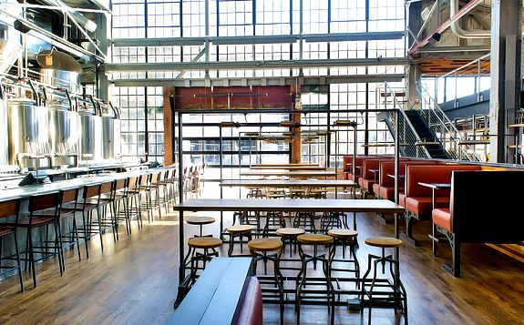 Bluejacket Brewery | September 25th | Pinterest | More Brewery ...