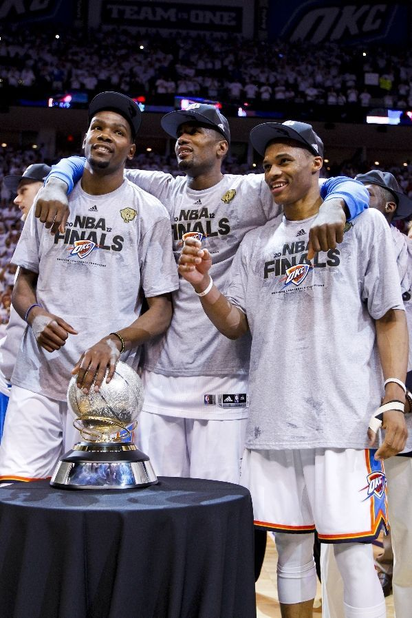 Oklahoma City Thunder - I think these dudes want it bad   ESPN