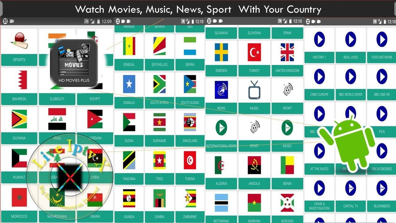 Pin By Gnsujay On Live Iptv X Videos In 2018 Pinterest Free Tv
