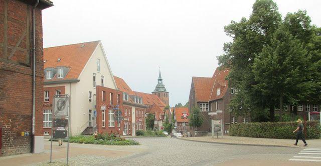 anderswohin.de Lüneburg Wo die Stadt langsam im Boden
