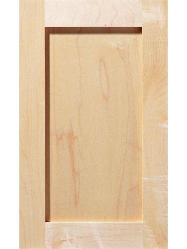 Shaker Cabinet Door Stile Dimensions Home Remodel Pinterest