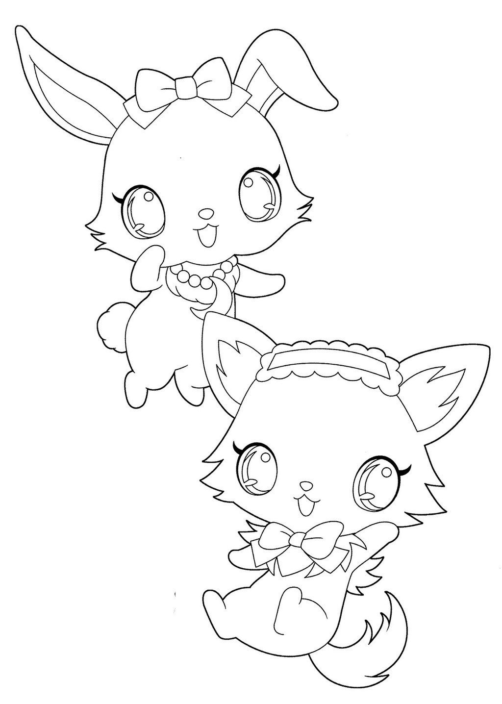 jewelpet sweetspets coloring pages jewelpets coloring sheets