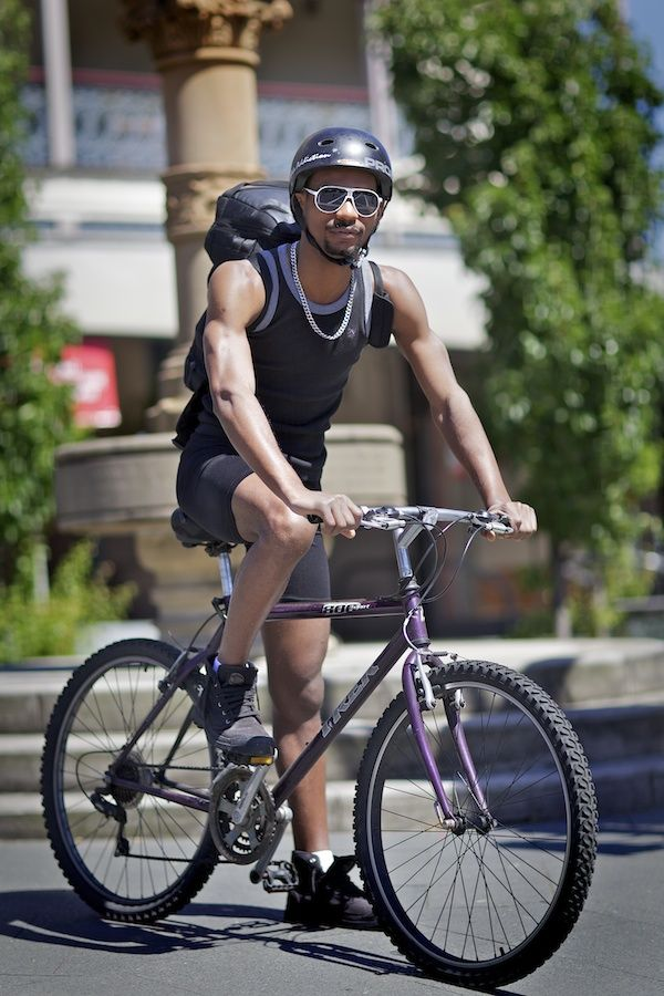 The Cyclist Style Street Cycle And Fashion Photography Bike