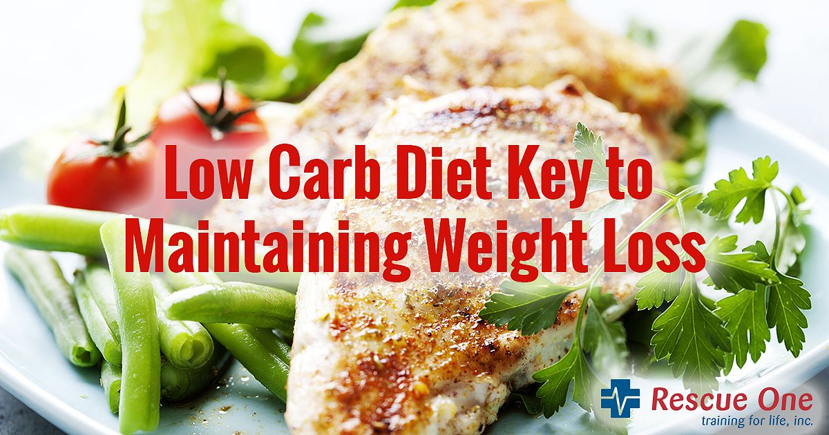 low carb diet key to maintaining weight in 2020 Healthy