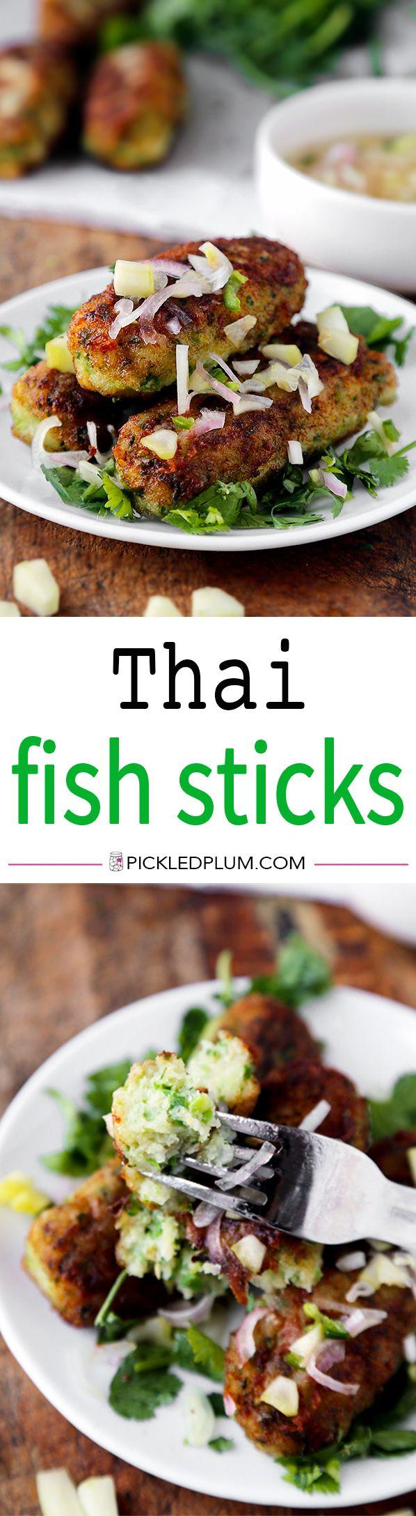 Fish sticks thai recipe thai food recipes dipping sauces and fish sticks thai thai food recipessushi recipesketo recipeshealthy forumfinder Choice Image