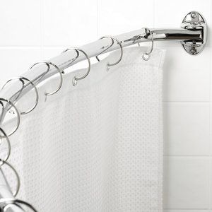 Home Shower Rod Shower Curtain Rods Hotel Shower Curtain