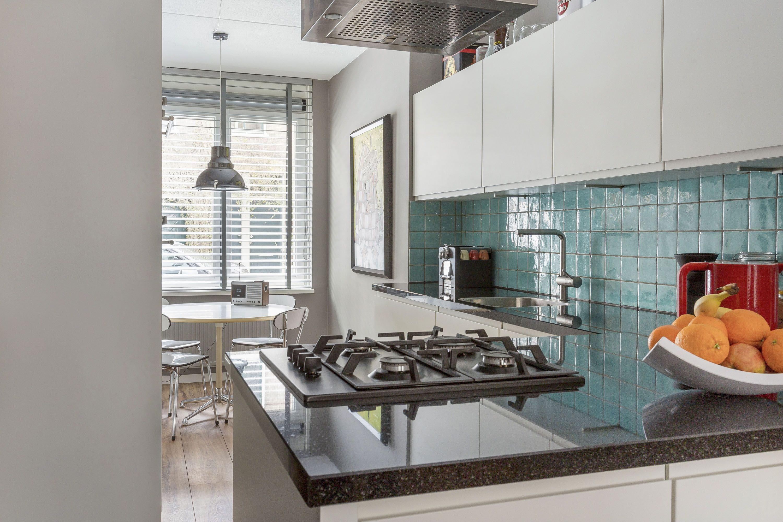 Keuken eethoek riel mooii interieurbouw