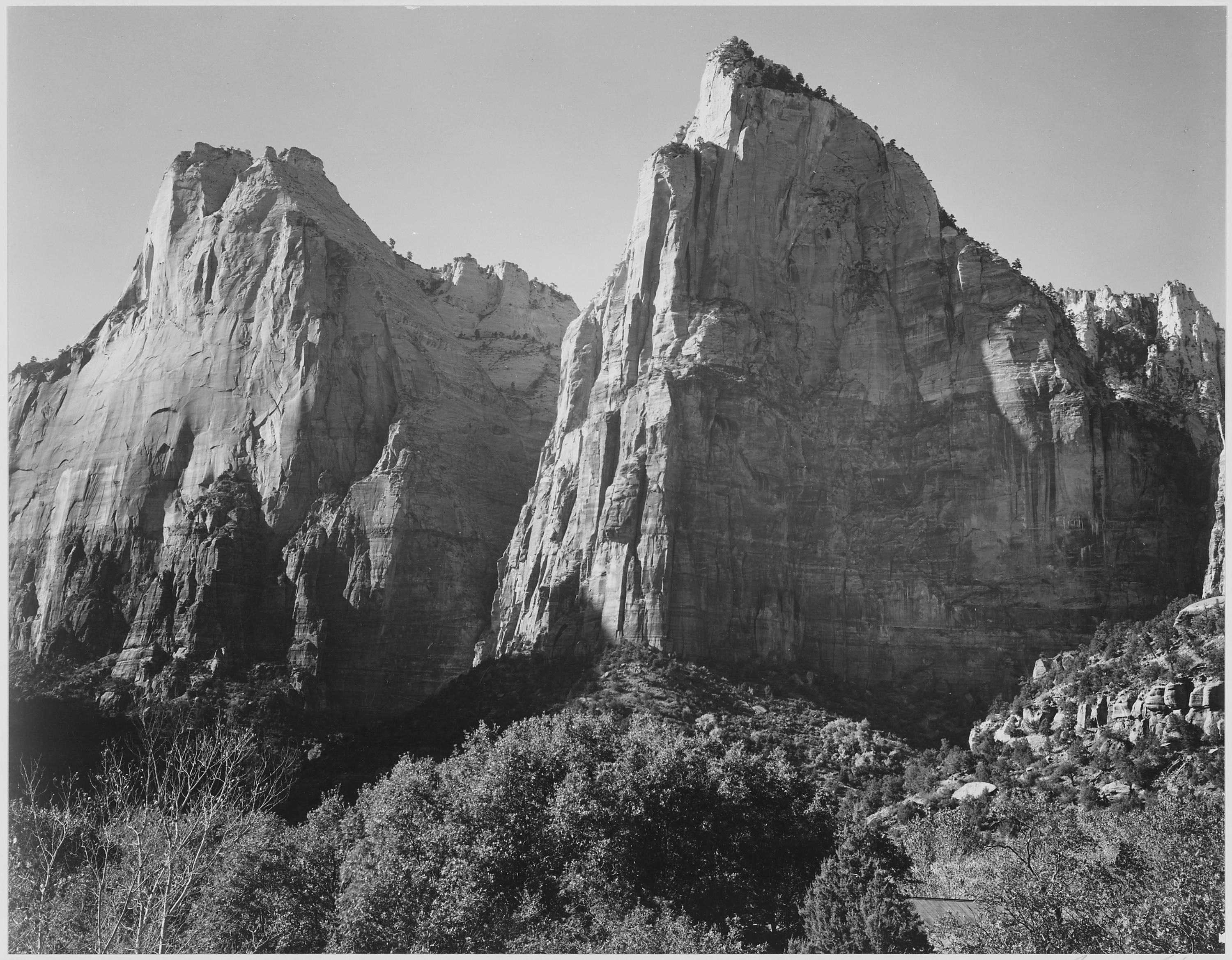 Ansel Adams National Archives 79 AA V01 3 000—2 340 pixels
