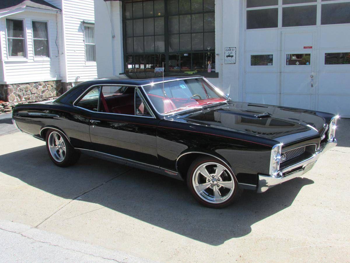 1967 Pontiac Gto 400 Factory H O Gto Pontiac Rvinyl