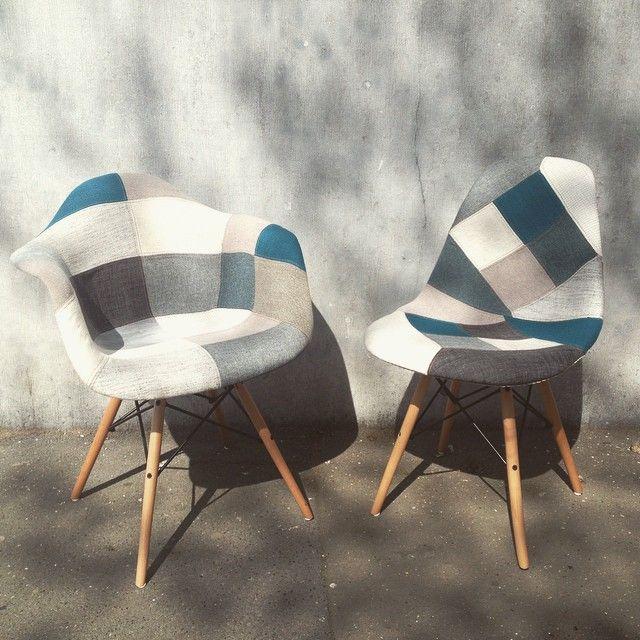 Nouvelle Chaise Dsw Patchwork 2015 Meublesetdesign Com Meubles Design Reproductions De Mobilier Design A Fauteuil Design Mobilier Design Chaise Design