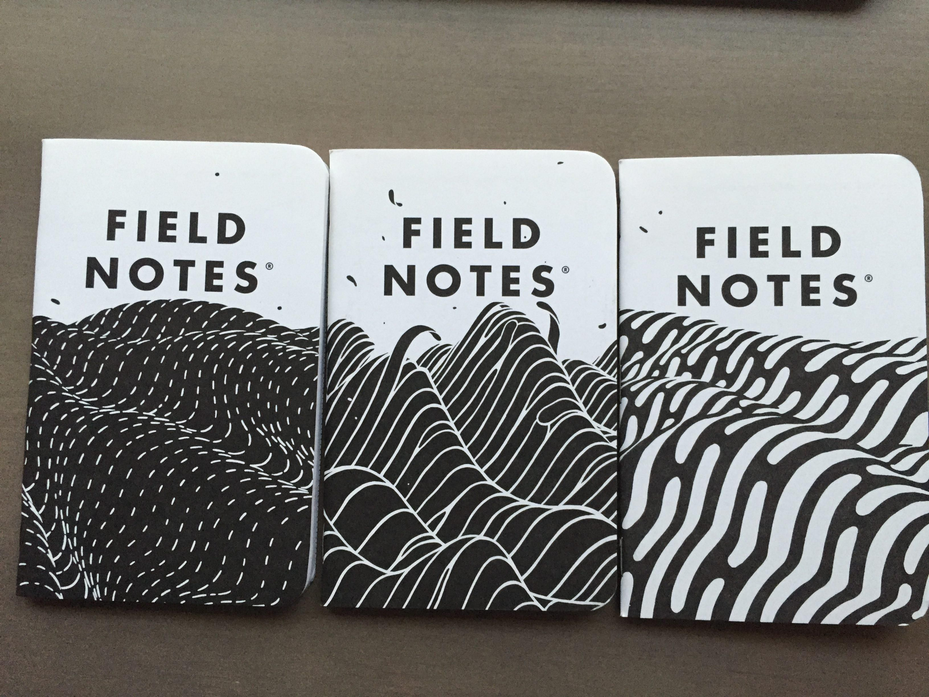 My Field Notes FauxdoriImgCopyJpg  Lino