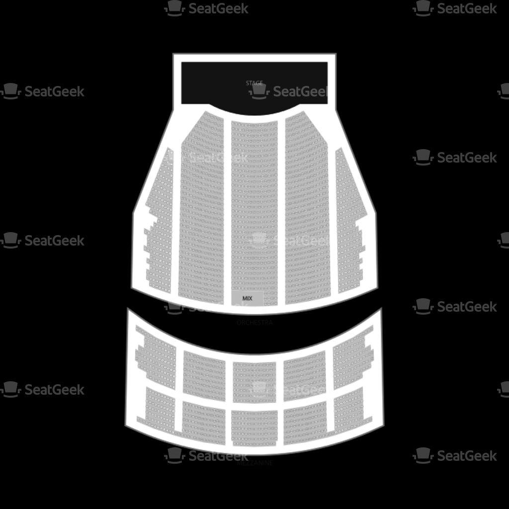 Pantages Theater Tacoma Di 2020