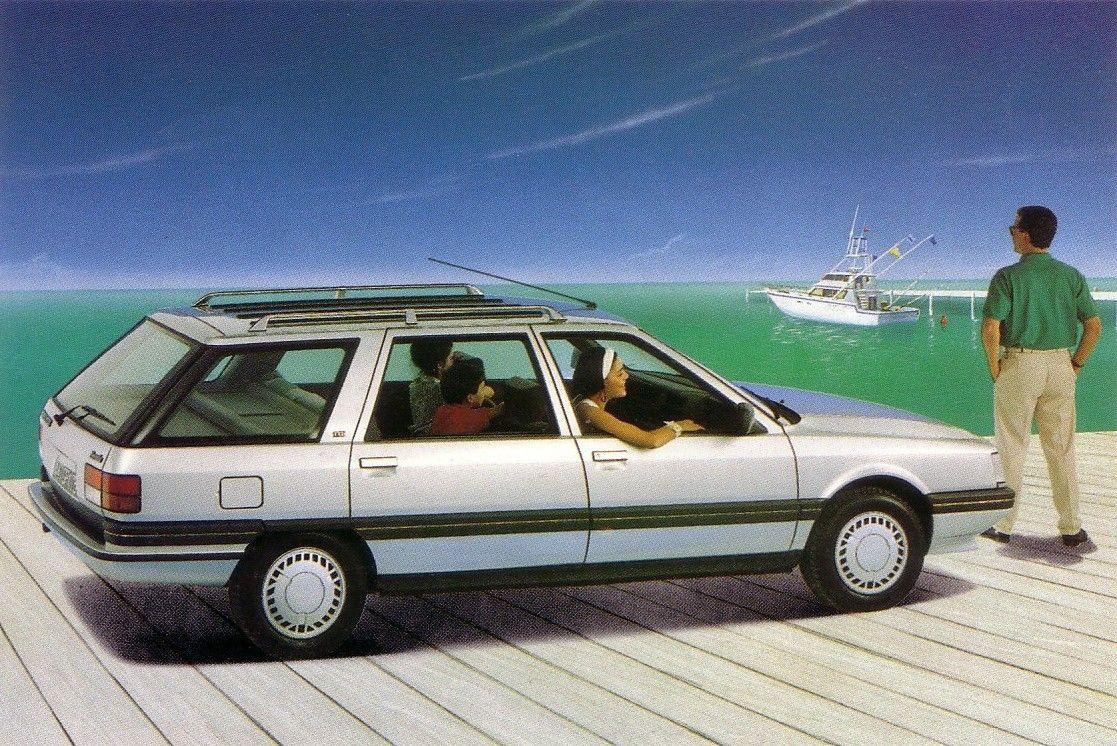 renault 21 nevada 1988 renault pinterest renault voiture renault and voiture. Black Bedroom Furniture Sets. Home Design Ideas