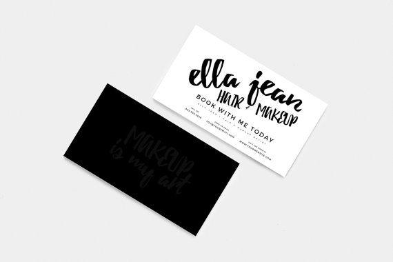 Hair makeup artist business card by colorandcodecreative things hair makeup artist business card by colorandcodecreative colourmoves
