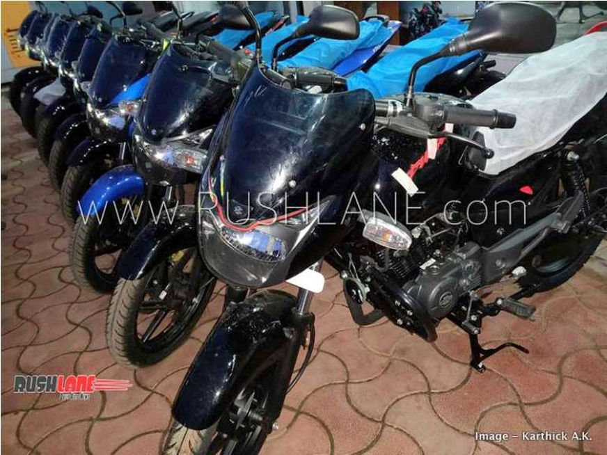 Bajaj Pulsar 150 Limited Edition Spied Spy Red Accents