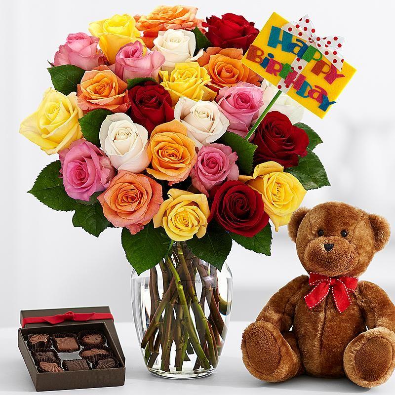 Ultimate Birthday Bouquet | Birthdays