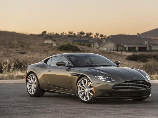 How Much Does The All New Bond-mobile, The Aston Martin