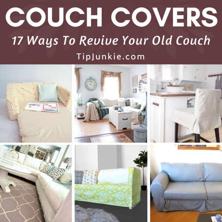 18 Couch Covers To Revive Your Old Couch Decorating Couch