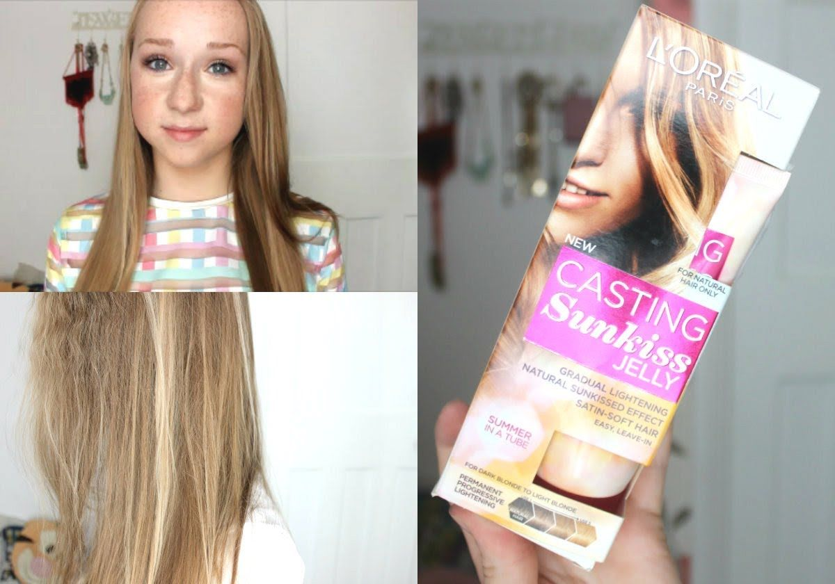 L Oreal Casting Sunkiss Jelly Review Casting Sunkiss Casting Sunkiss Jelly Loreal Hair