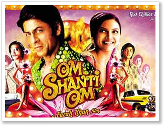 Indian Austin Powers by the looks of it | Om shanti om. Bollywood movies. Bollywood movie