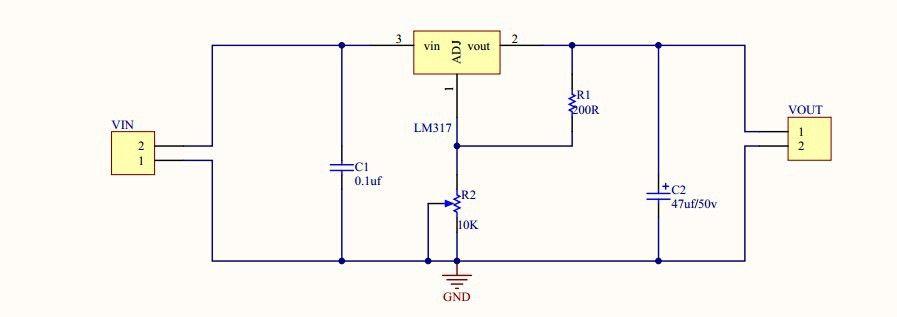 10 Pcs Lm317 Dc Dc Converter Buck Step Down Circuit Board Module Linear Regulator Lm317 Adjustable Voltage Regu Dc Dc Converter Circuit Board Voltage Regulator