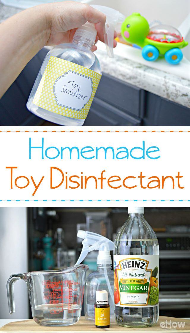How To Disinfect Baby Toys With A Home Remedy Parenting