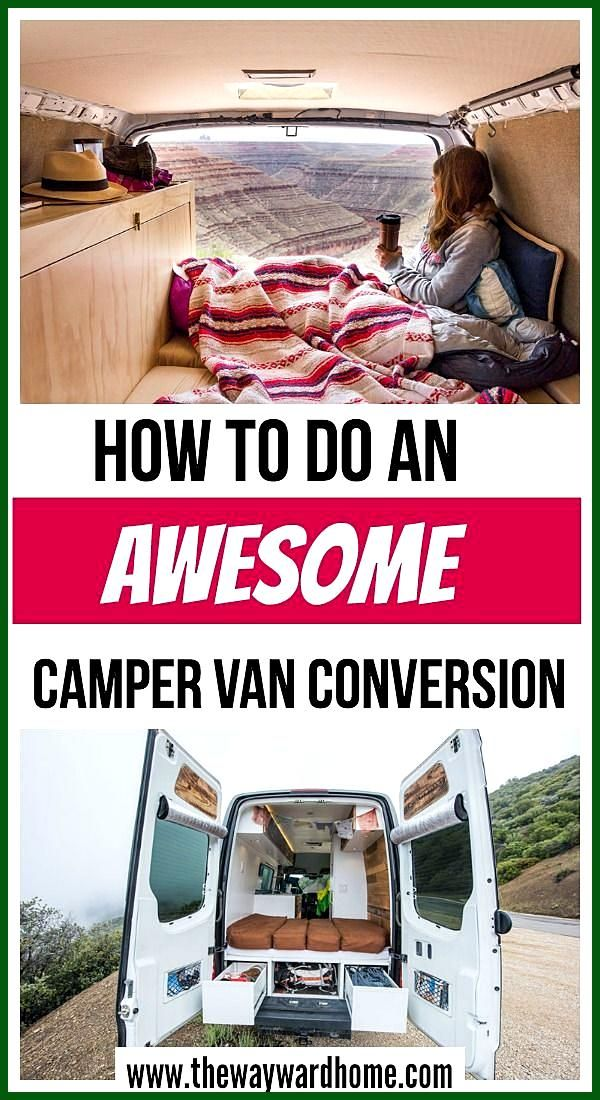 Camper Van Conversion The best DIY campers and custom builds of 2019 Want to do a camper van conver