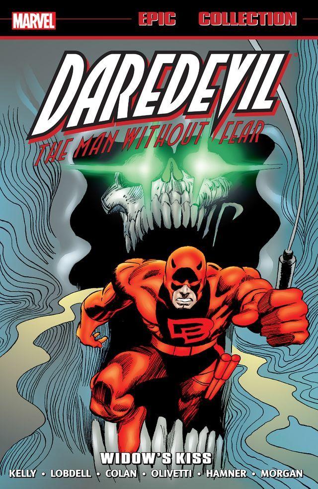 Daredevil Epic Collection Widow S Kiss Comics By Comixology Marvel Epic Collection Daredevil Classic Comics