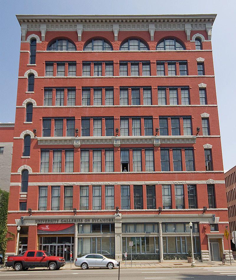 Krippendorf Dittman Company Cincinnati Downtown Cincinnati National Register Of Historic Places