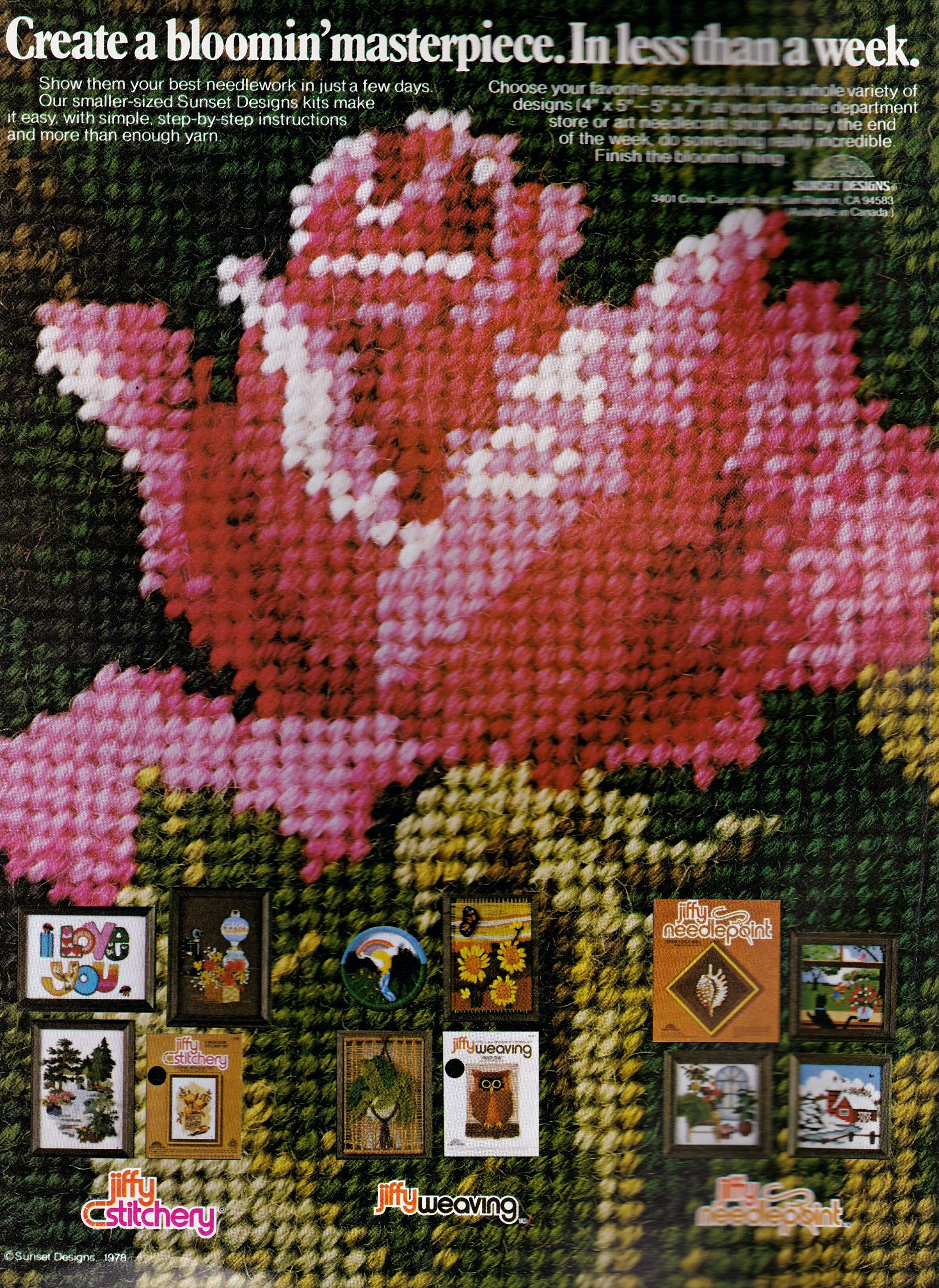Better Homes and Gardens Creative Ideas - 100\'s of Needlework ...