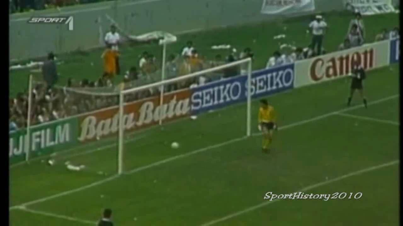 Fussball Wm 1986 Deutschland Vs Mexiko Viertelfinale Fussball Wm Weltmeisterschaft Fussball