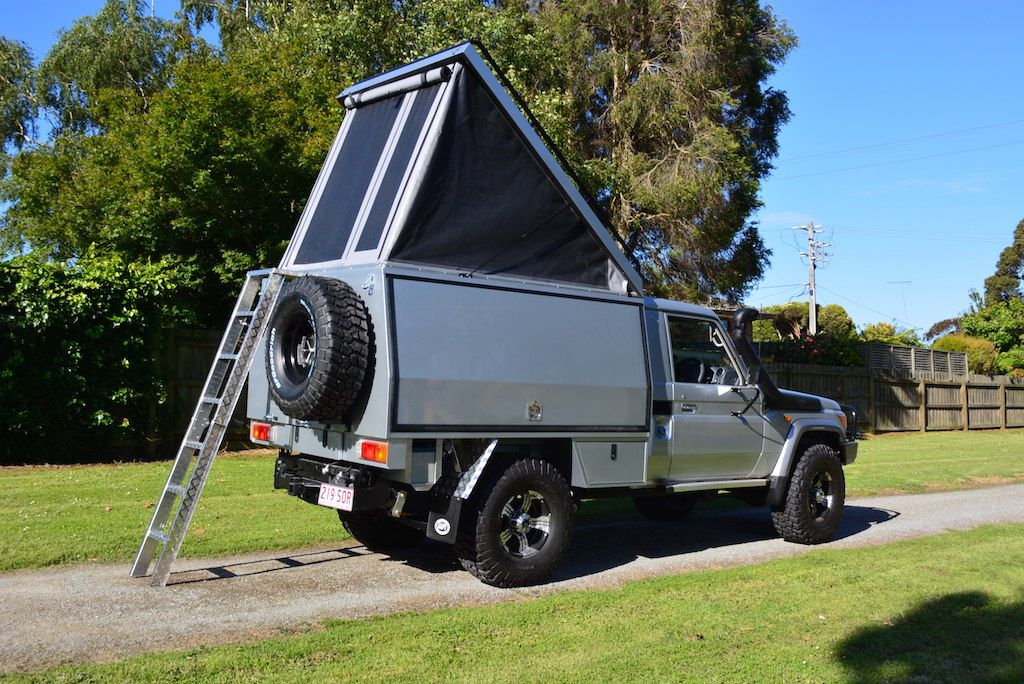 MFI canopies upgrade vehicles into the perfect off-road companion. & MFI Service Bodies - Commercial Trade 4WD u0026 Recreational - MFI ...