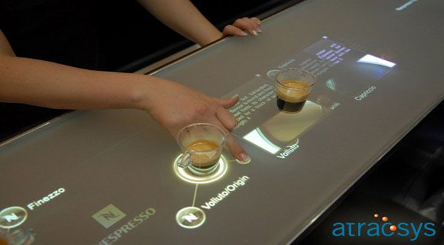 Superieur Interactive Bar You Can Transform Your Conventional Counter, Bar Top Or  Information Desk Into An Astonishing Interactive Surface That Will React To  The ...