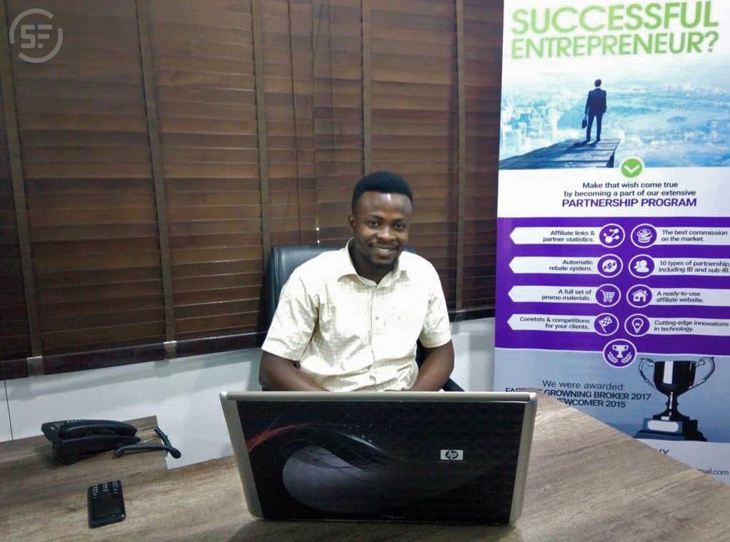 Our Office In Nigeria 2nd Floor Deborah Lawson House Abacha Road