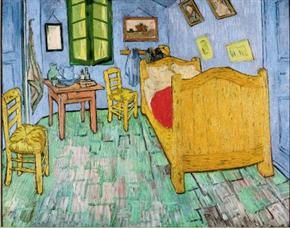 The Room Van Gogh Art Van Gogh Paintings Art Van