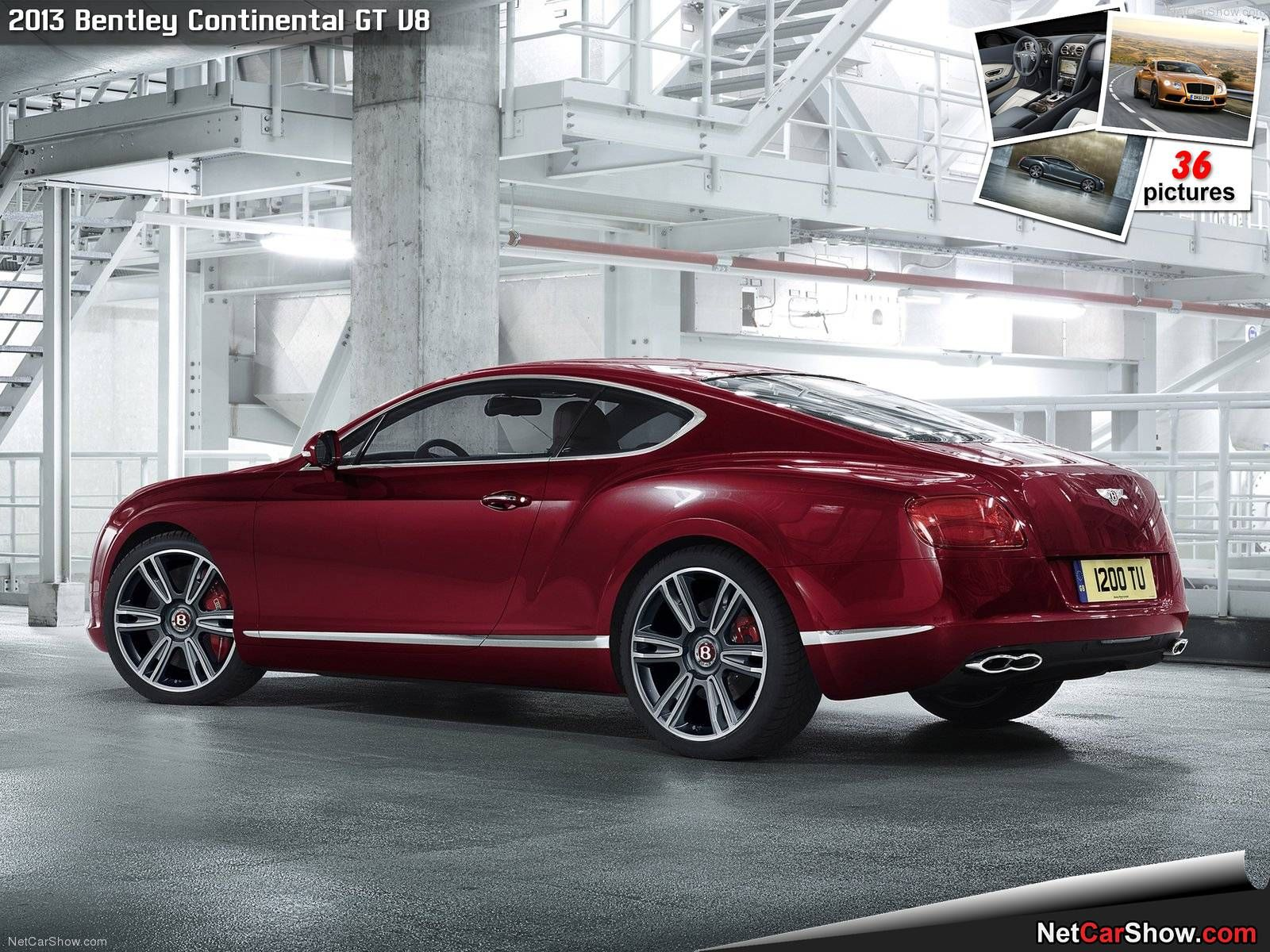2013 Bentley Continental GT VW CONVERTIBLES