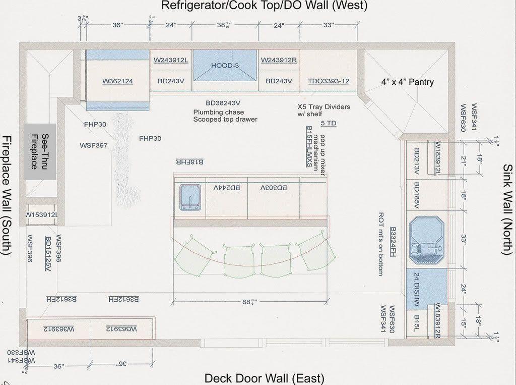 9 X 11 Kitchen Layout Kitchen Design 11 X 12 Kitchen Designs Layout Kitchen Layout Kitchen Floor Plans