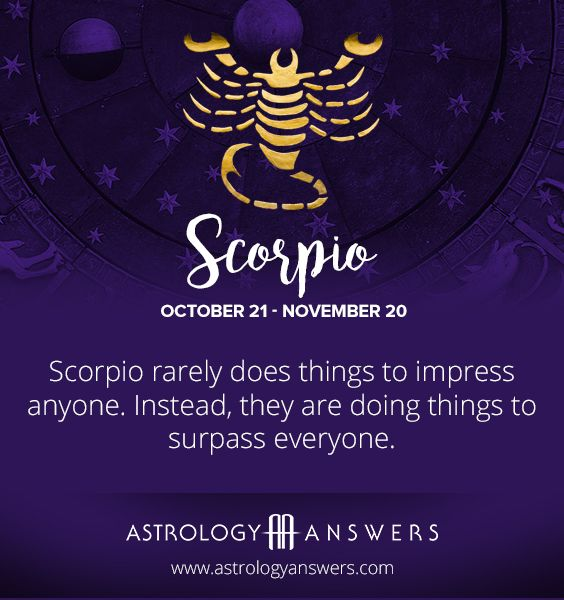 tarot astrology daily horoscope scorpio
