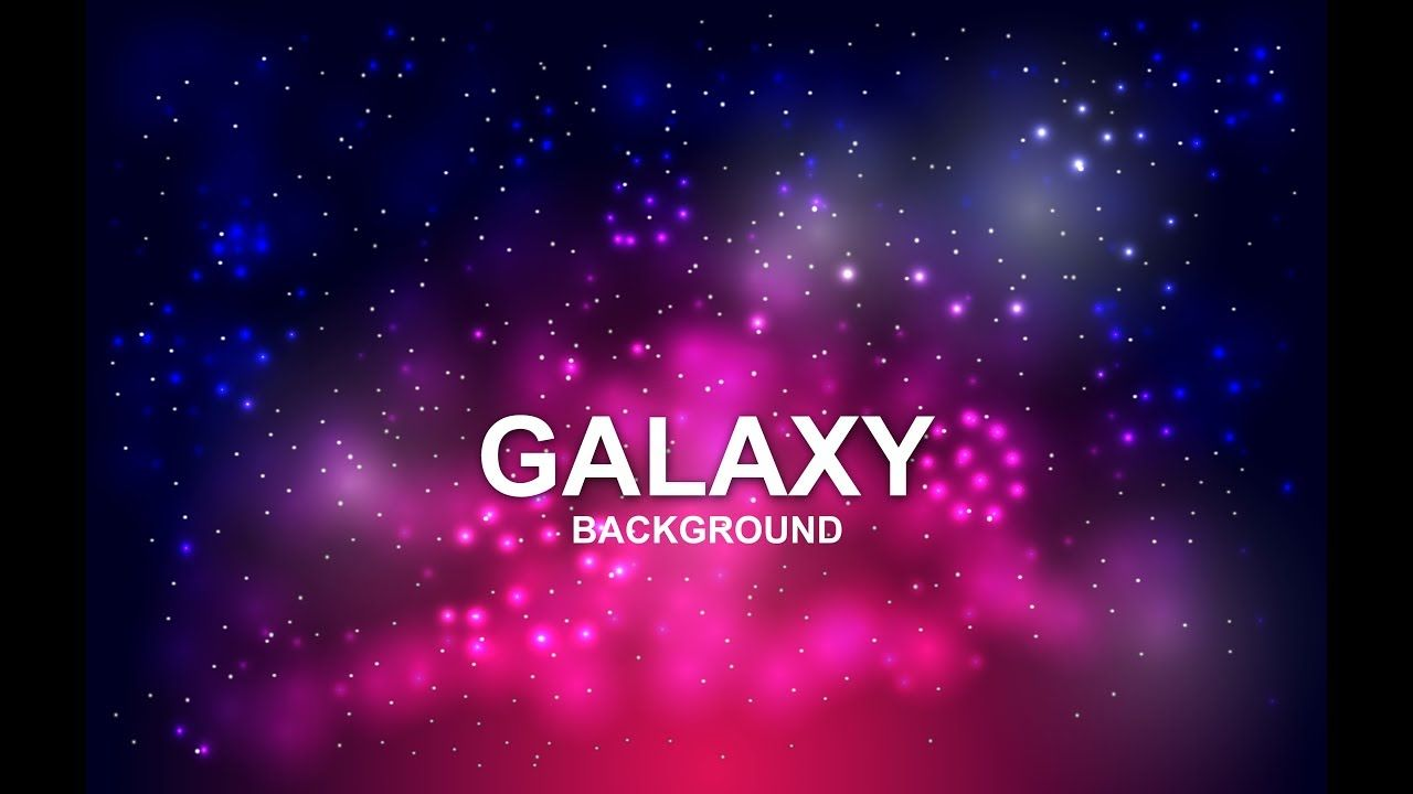 How To Create Beautiful Galaxy Background In Adobe Illustrator Tutorials Adobe Illustrator Tutorials Illustrator Tutorials Galaxy Background