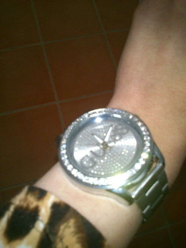 My perfect guess watch <3