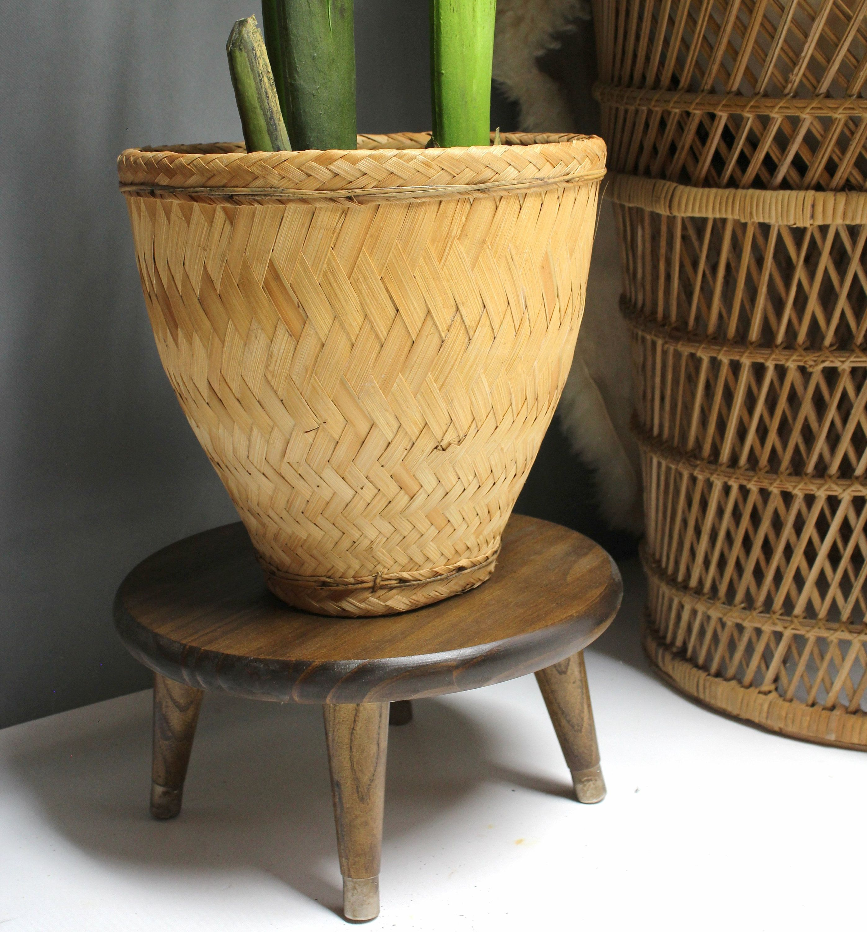 12 Inch Plant Stand With 6 Inch Legs Plant Stand Planter Pots Bowl