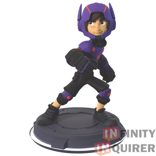 Disney Infinity 2.0 Figure: Hiro Hamada (Wave 2, Toy Box ...
