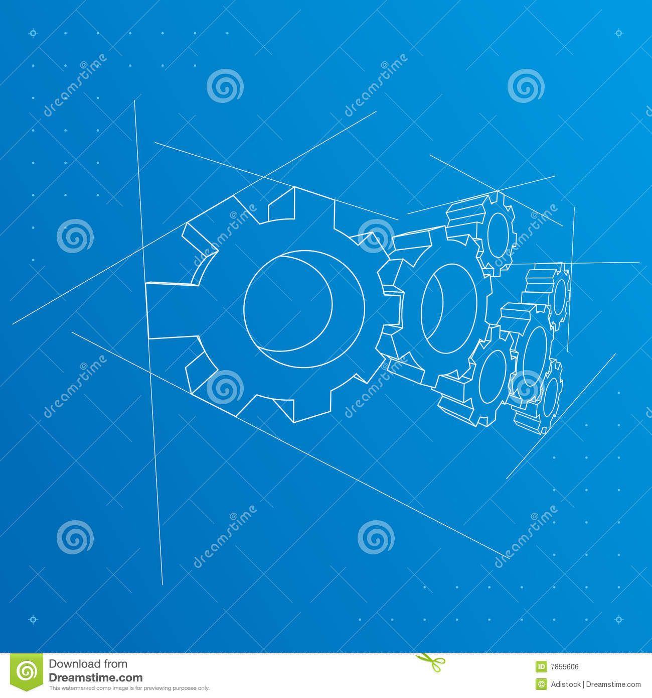 Gears blueprint background vector 7855606g 13001390 gears blueprint background vector 7855606g 13001390 malvernweather Images