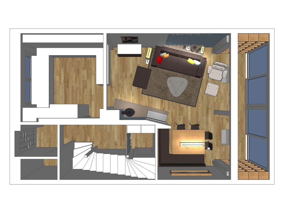 8 Best Bild Von Reihenhaus Wohnzimmer Modern - #Bild #modern