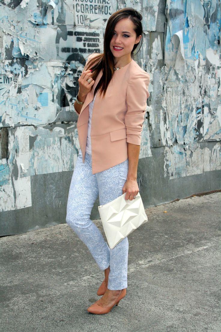 pinnatassha roman on work outfits: pastels | pinterest | work