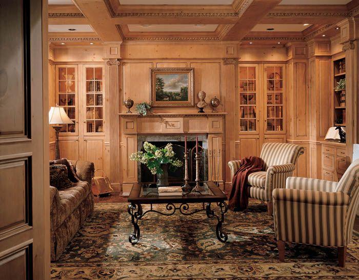 Formal Living Room Craftsman Living Rooms Classic Living Room