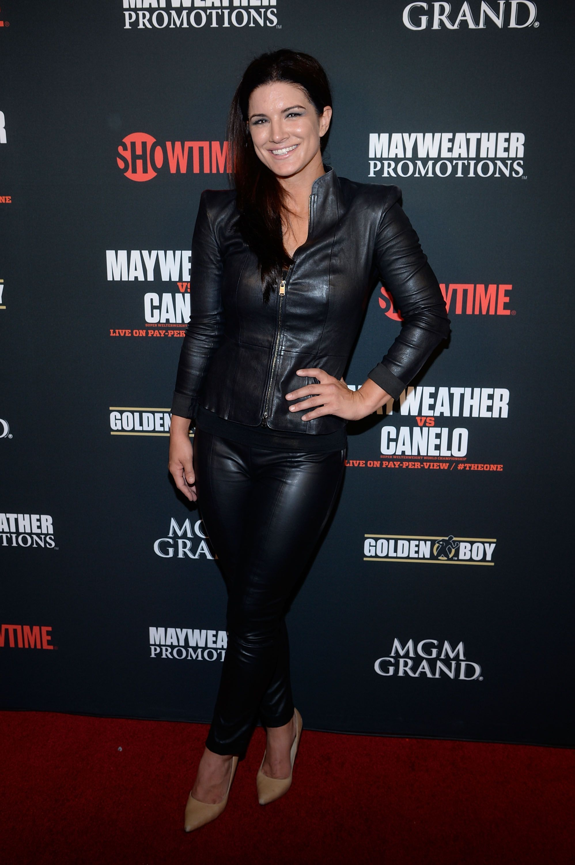 Gina carano diet plan and workout routine healthy celeb - Gina Joy Carano Was Born On April 16 1982