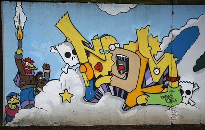 Nick Salsa Graffiti Google Search